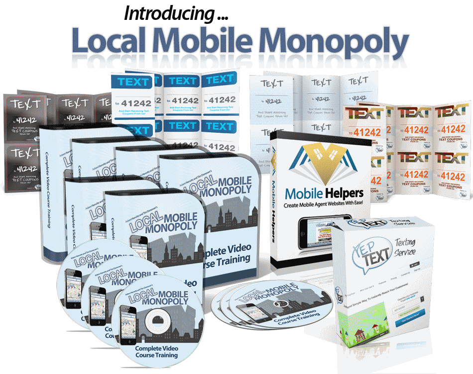 Local Mobile Monopoly Review