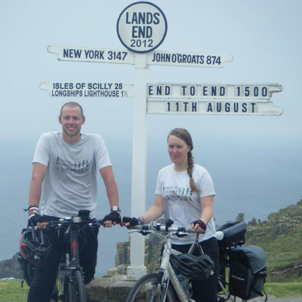 Danny Cutts At lands End