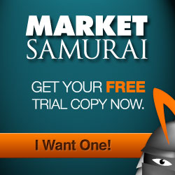 Try Market Samurai now for free!