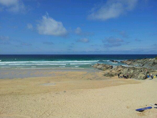A few days away down in Cornwall